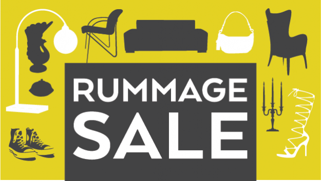 Annual Rummage Sales - Clothes For Kids